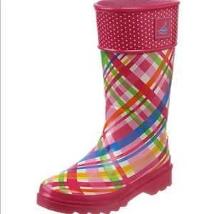 🎉HP🎉 Sperry Top-Sider girls' rain boots